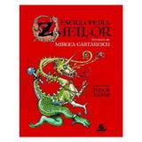 Enciclopedia zmeilor - Mircea Cartarescu - Cu ilustratii Tudor Banus, editura Humanitas