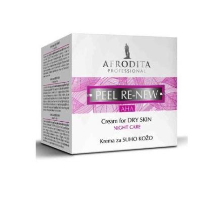 Cosmetica Afrodita - Crema de Ingrijire Peel Re-New for Dry Skin 50 ml imagine produs