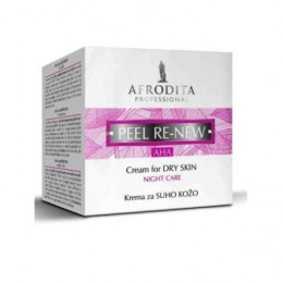 Cosmetica Afrodita - Crema de Ingrijire Peel Re-New for Dry Skin 50 ml