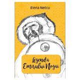 Legenda emirului Nogai - Elena Netcu, editura Letras