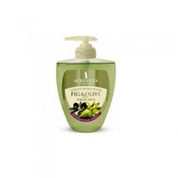 Cosmetica Afrodita - Sapun Lichid de Lux Fig & Olive 300 ml