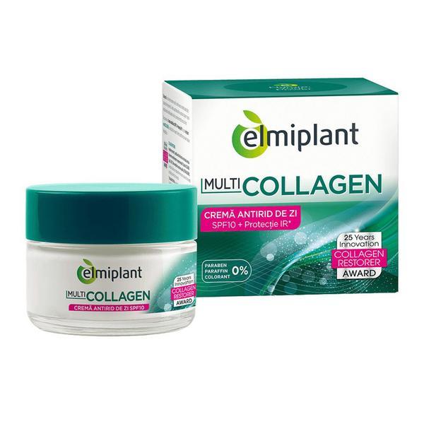 Collagen Crema Antirid Zi Elmiplant, 50ml imagine produs