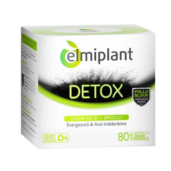 Detox Crema de Zi Elmiplant, 50ml imagine produs