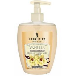 Cosmetica Afrodita - Sapun Lichid de Lux Vanilla Ultrarich 300 ml