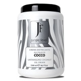 Crema Tratament Par Rebel - Jungle Fever Untangling Coconut Oil Cream 1500 ml