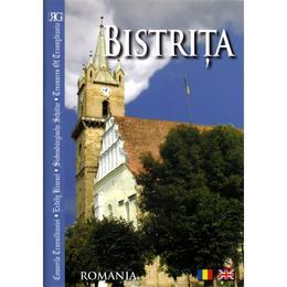 Bistrita - romana, engleza - Romghid, editura Romghid