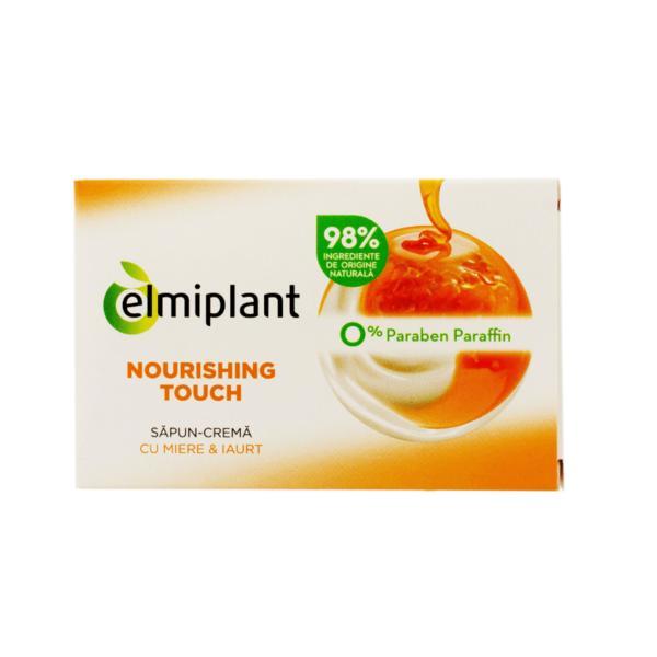Sapun Solid Nourishing Tuch Elmiplant, 100g imagine produs