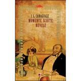 Momente, schite, nuvele ed.2 - I.L. Caragiale, editura Paralela 45