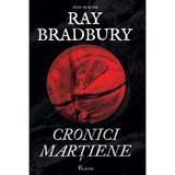 Cronici martiene - Ray Bradbury, editura Paladin