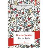 Efectul Rosie - Graeme Simsion, editura Polirom