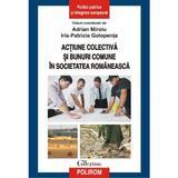 Actiune Colectiva Si Bunuri Comune In Societatea Romaneasca - Adrian Miroiu, editura Polirom