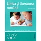 Limba romana - Clasa 5 - Caiet pe unitati de invatare - Margareta Onofrei, editura Booklet