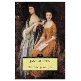 Ratiune si simtire - Jane Austen, editura Corint