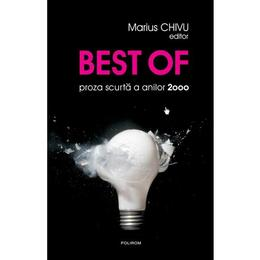 Best of: proza scurta a anilor 2000 - Marius Chivu, editura Polirom