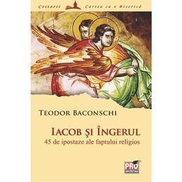 Iacob si Ingerul - Teodor Baconschi, editura Pro Universitaria
