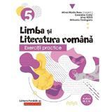 Exercitii practice de limba romana - Clasa 5 - Caiet - Mina-Maria Rusu, Geanina Cotoi, editura Paralela 45