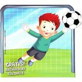 Fotbal. Abtibilduri colorate + Jucarie, editura Alias