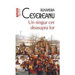 Un singur cer deasupra tuturor - Ruxandra Cesereanu, editura Polirom