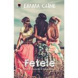 Fetele - Emma Cline, editura Rao