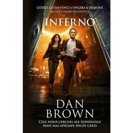 Inferno - Dan Brown, editura Rao