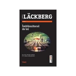 Imblanzitorul de lei - Camilla Lackberg, editura Trei