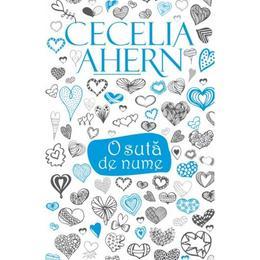 O suta de nume - Cecelia Ahern, editura All