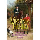Piratul si frumoasa Lady - Virginia Henley, editura Miron