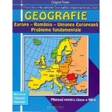 Geografie - Clasa 12 - Manual - Grigore Posea, editura Cd Press
