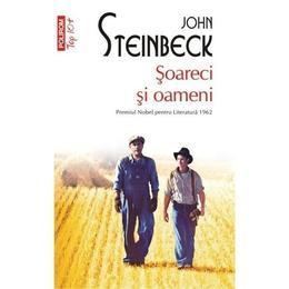 Soareci si oameni - John Steinbeck, editura Polirom