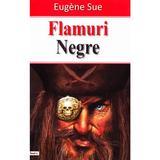 Flamuri Negre - Eugene Sue, editura Dexon