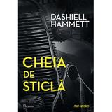 Cheia de sticla - Dashiell Hammett, editura Paladin