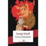 Ferma Animalelor - George Orwell, editura Polirom