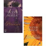 Pachet: Un an in Provence + Din nou in Provence - Peter Mayle, editura Rao