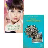 Pachet: Frumoasele chinezoaice (Lisa See) + Marea iubirii pierdute (Santa Montefiore), editura Rao