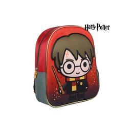 Ghiozdan pentru gradinita, Harry Potter 3D, 1 compartiment, 32 cm