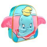 Ghiozdan pentru gradinita, Cerda, Dumbo, Elefantul zburator,design 3D, 1 compartimente, 31 cm