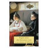 Pagini alese din literatura rusa a secolului al XIX-lea, editura Corint