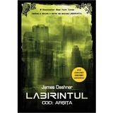 Labirintul Vol. 5: Cod: Arsita - James Dashner, editura Litera
