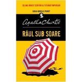 Raul sub soare - Agatha Christie, editura Litera