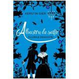Albastru de safir. Culorile dragostei - Kerstin Gier, editura Litera