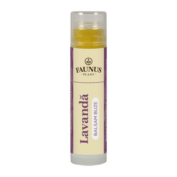 Balsam de Buze cu Lavanda Faunus Plant, 5 ml poza