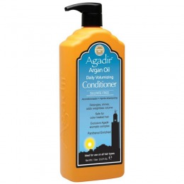 Balsam pentru Volum - Agadir Argan Oil Daily Volumizing Conditioner 1000 ml