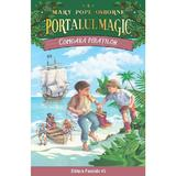 Portalul magic 4: Comoara piratilor - Mary Pope Osborne, editura Paralela 45