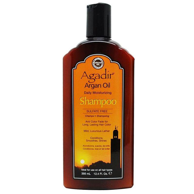 Sampon Hidratant - Agadir Argan Oil Daily Moisturizing Shampoo 366 ml imagine