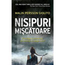 Nisipuri miscatoare - Malin Persson Giolito, editura Rao