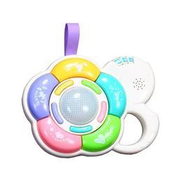 Jucarie interactiva bebelusi MalPlay Floricica cu sunete si lumini