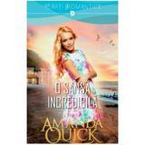 O sansa incredibila - Amanda Quick, editura Litera