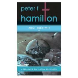 Zeul adormit. Seria Zorii Noptii - Peter F. Hamilton, editura Nemira