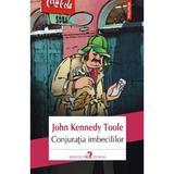 Conjuratia imbecililor - John Jennedy Toole, editura Polirom
