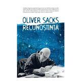 Recunostinta - Oliver Sacks, editura Humanitas